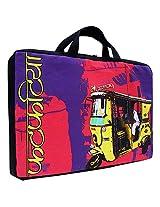 Yellow Taxi Laptop Bag