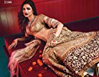 Deepika Padukone In Sabyasachi Lehenga On Vogue India