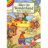 Alice in Wonderland Sticker Activity Book (Dover Little Activity Books)Marty Noble�ɂ��