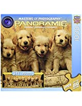 MasterPieces Puzzle Company Picture Perfect Panoramic Jigsaw Puzzle (1000-Piece)
