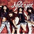 【特典生写真無し】週末Not yet (DVD付)(Type-B) Not yet (CD2011)Single