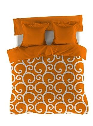 Reig Marti Funda Nórdica Dakorsab (Naranja / Blanco)