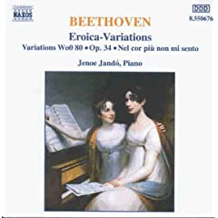 Beethoven:Piano Vars.Op.34/