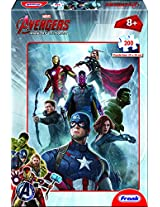 Frank Avengers - Age of Ultron, Multi Color (200 Piece)