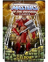 Masters of the Universe Classics Geldor Action Figure Matty