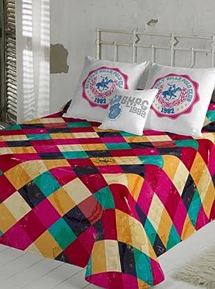Beverly Hills Polo Club Colcha Bouti Brooklyn (Multicolor)