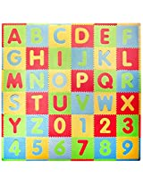 Tadpoles Playmat Set Abc, Multi/Primary