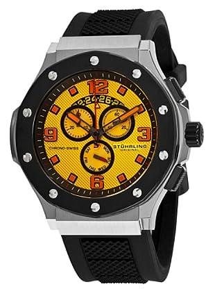 STÜRLING ORIGINAL 160CXL.335622 - Reloj de Caballero movimiento de cuarzo con correa de silicona