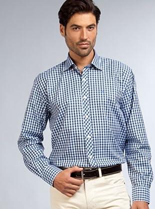 PEDRO DEL HIERRO Camisa Vestir (Granate)