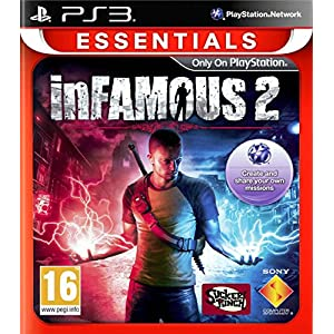 inFAMOUS 2 II (Sony PlayStation 3 PS3 Games)
