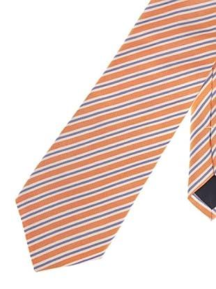 Hackett Corbata Clásica (Naranja)