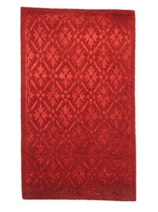 Roubini Persico Hand Knotted Rug, Multi, 2' x 3'