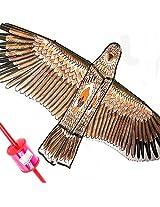 Ghasitaram Gifts Eagle Bird Foldable Kite