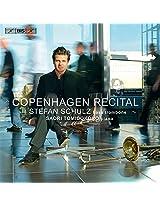Copenhagen Recital [Stefan Schulz, Saori Tomidokoro] [BIS: BIS2144]