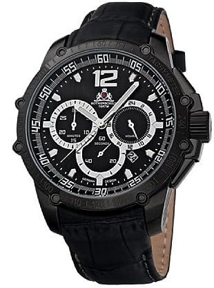 Rothenschild Armbanduhr Kalbsleder/Schwarz/Schwarz
