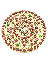 Round shaped Rakodi