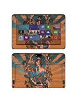 Decalrus - Matte Protective Decal Skin skins Sticker for Dell Latitude 10 Tablet with 10.1 screen (IMPORTANT: Must view IDENTIFY image for correct model) case cover Latitude10-151