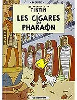 TINTIN PETIT FORMAT 4 CIGARES PHARON (Aventures de Tintin)