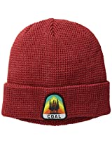 Coal Men's Summit Beanie, Heather Red, One Size