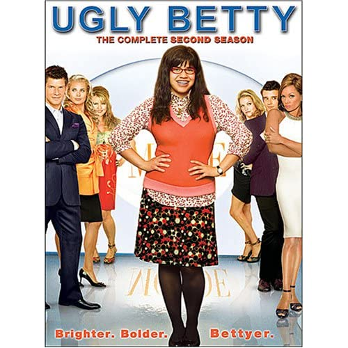 Ugly Betty: Complete Second Season (5pc) [DVD] [Import]