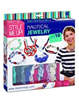 Style Me Up Nautical Jewelry - Multi Color