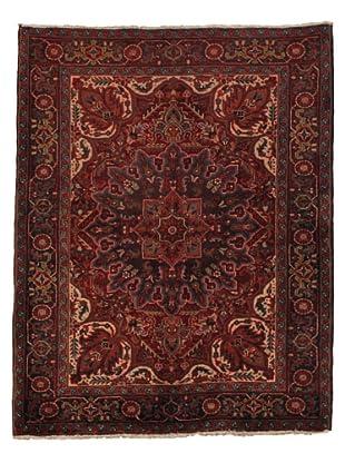 Rug Republic One Of A Kind Persian Heriz-Vintage Rug, Multi, 4' 1 x 6' 3