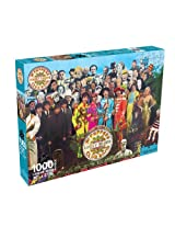 Aquarius Beatles Sgt Pepper Jigsaw Puzzle - 1000 Piece