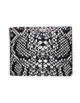 Leather Junction Casual Printed Wallet