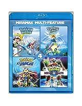 Pokemon 4 Film Series [Blu-ray]