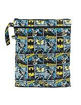 Bumkins DC Comics Wet Dry Bag, Batman Comic