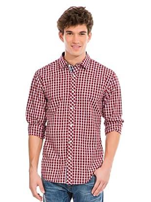 Springfield Hemd (Rot/Weiß)