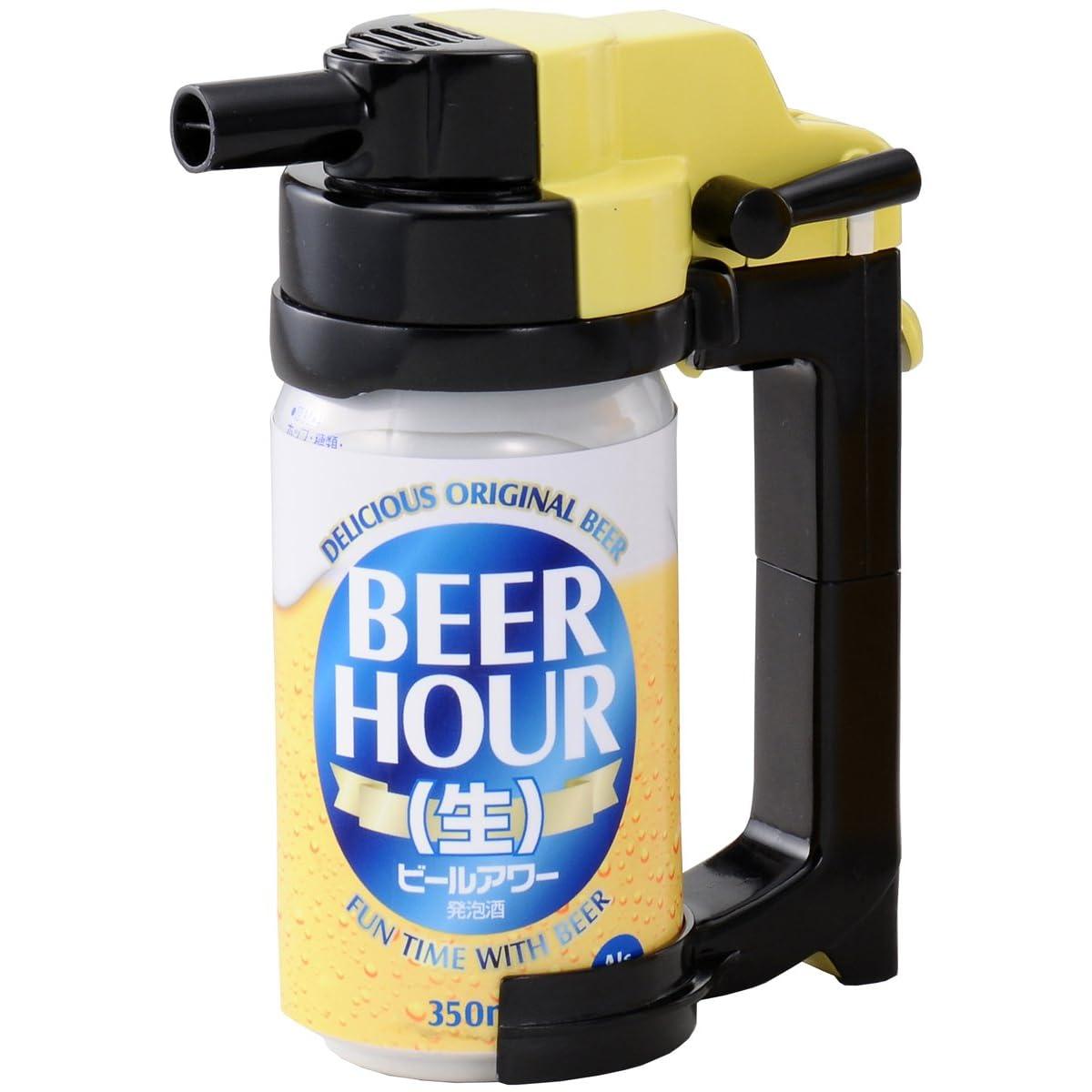 微科技-啤酒发泡机