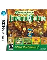 Professor Layton and the Unwound Future (Nintendo Wii)