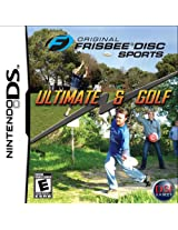 Original Frisbee Disc Sports: Ultimate & Golf - Nintendo DS