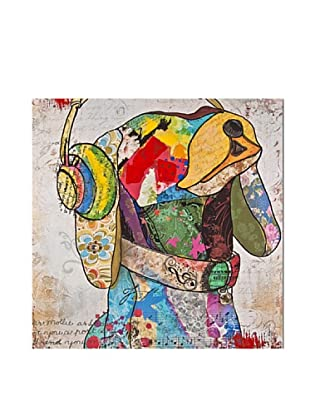 Arte dal Mondo Panel Decorativo Edgar Ramirez