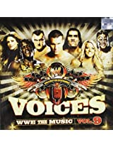 Voices - WWE the Music - Vol. 9