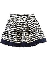 Rabbit Print Skirt - Multicolour (6-12 M)