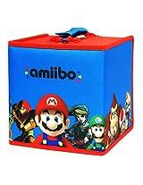 HORI amiibo 8 Figure Travel Case Mario and Friends