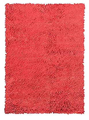 The Rug Market Pasta Rug, Red, 5' 3