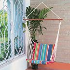 Hangit Soft Swing Multi-colour Hammock chair (cotton)