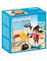 PLAYMOBIL Fitness Room Play Set