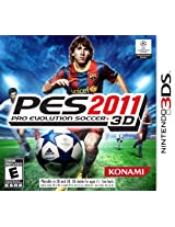 Pro Evolution Soccer 2011 3D (Nintendo 3DS) (NTSC)
