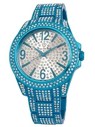 Hugo Von Eyck Reloj Extraordinary HE117-013A_Plata / Turquesa