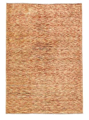Rug Republic One Of A Kind Hand Knotted Striped Gabbeh Rug, Multi, 5' 5