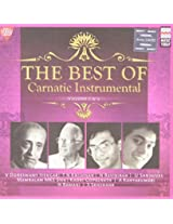 The Best of Carnatic Instrumental