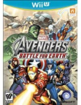 Marvel Avengers: Battle for Earth (Nintendo Wii U) (NTSC)