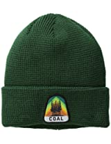 Coal Men's Summit Beanie, Green, One Size