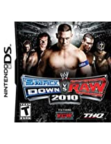 WWE Smack Down Vs Raw 2010 (Nintendo DS) (NTSC)