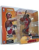 McFarlane Toys NBA Sports Picks Series 3 Action Figure Eddie Jones (Miami Heat)