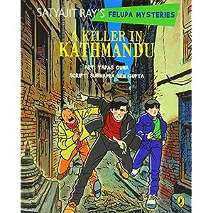 Killers in Kathmandu (Feluda Mysteries)